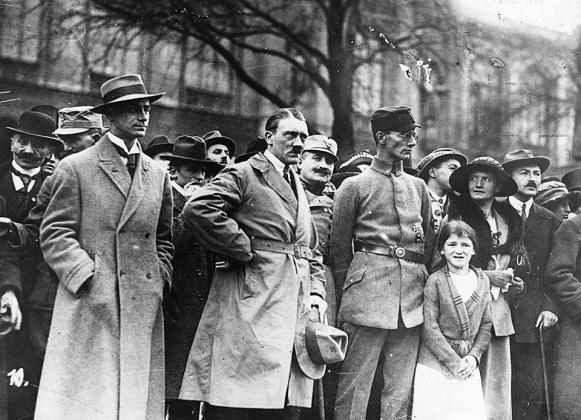 Когда установят памятник фашисту Розенбергу