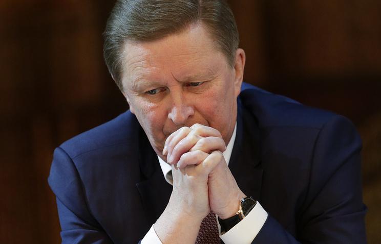 20160812_12-57-Сергей Иванов освобожден от должности главы администрации президента РФ