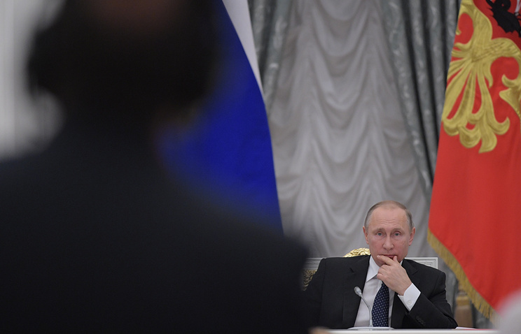 После критики Путина Управделами примет необходимые кадровые решения