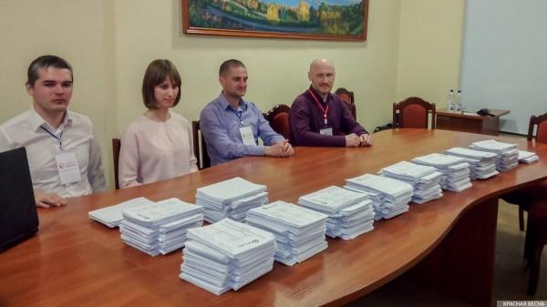 Результаты соцопроса АКСИО в Ульяновске. 05.05.2018 [(С) ИА Красная Весна]