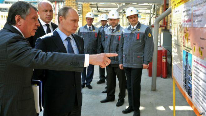 20150505-Роснефть раскрыла зарплату Игоря Сечина