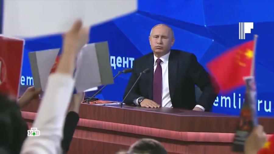 4-Главный вопрос, на который не ответил Путин