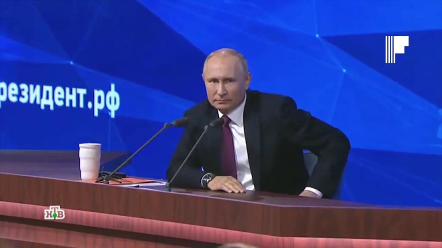 5-Главный вопрос, на который не ответил Путин