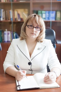 Адвокат Солнечная Светлана Вячеславовна