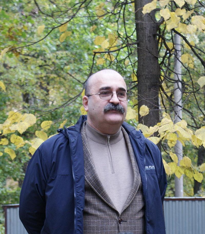 Зыков Олег Владимирович