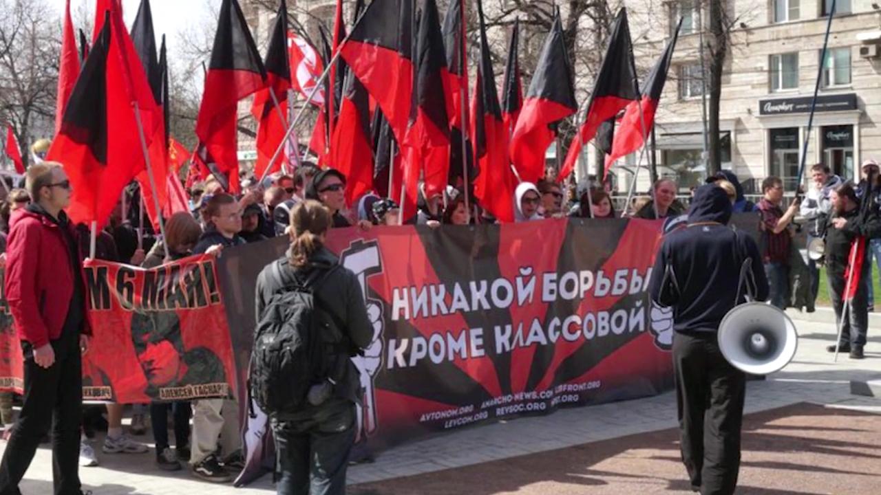 41-Леваки и бандеровцы атакуют Россию!  4 серия
