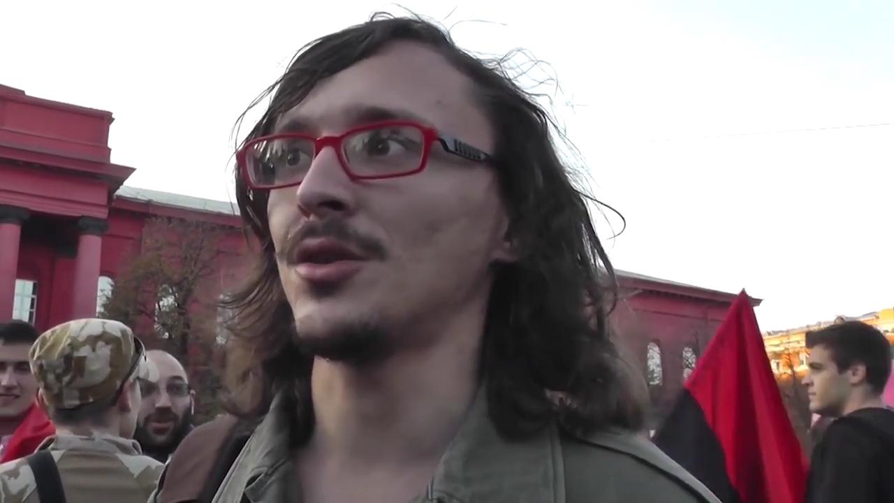 61-Леваки и бандеровцы атакуют Россию!  4 серия