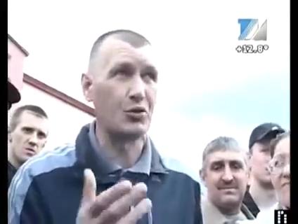 Аналитический фильм «Комната» о событиях на шахте Распадская ЭТЦ, 2010 год