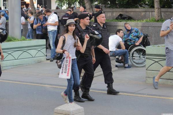 20190727_13-17-В Москве пахнет болотом. В столице началась акция протеста - онлайн-pic2