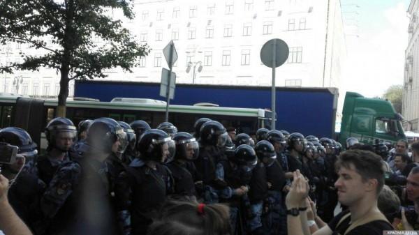 20190727_13-17-В Москве пахнет болотом. В столице началась акция протеста - онлайн-picP