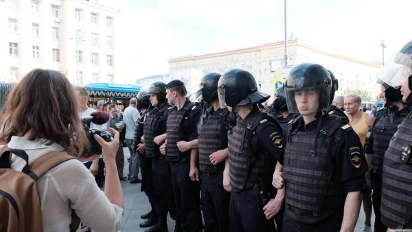 20190727_13-17-В Москве пахнет болотом. В столице началась акция протеста - онлайн-picT