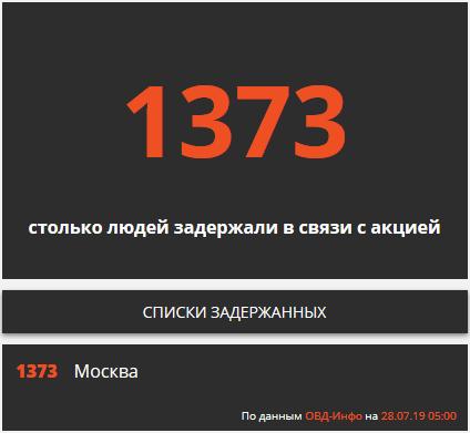 20190728_05-00-Задержания на акции у мэрии Москвы против недопуска кандидатов в Мосгордуму