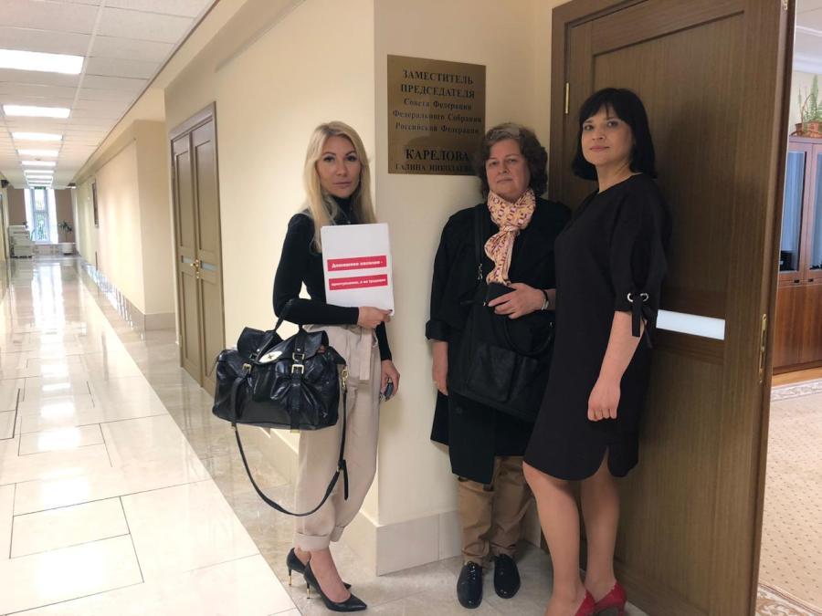 20190803-Законопроекты о профилакте семейно-бытового насилия обсудили с зампредом Совета Федерации Галиной Кареловой-pic1