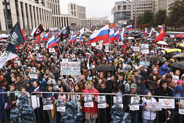 20190810_21-30-Митинг оппозиции 10 августа в Москве стал самой массовой уличной акцией протеста с 2011 года
