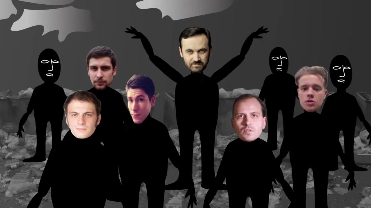 02-Как леваки сливают все протесты и почему - Кургинян против леваков, 9 серия