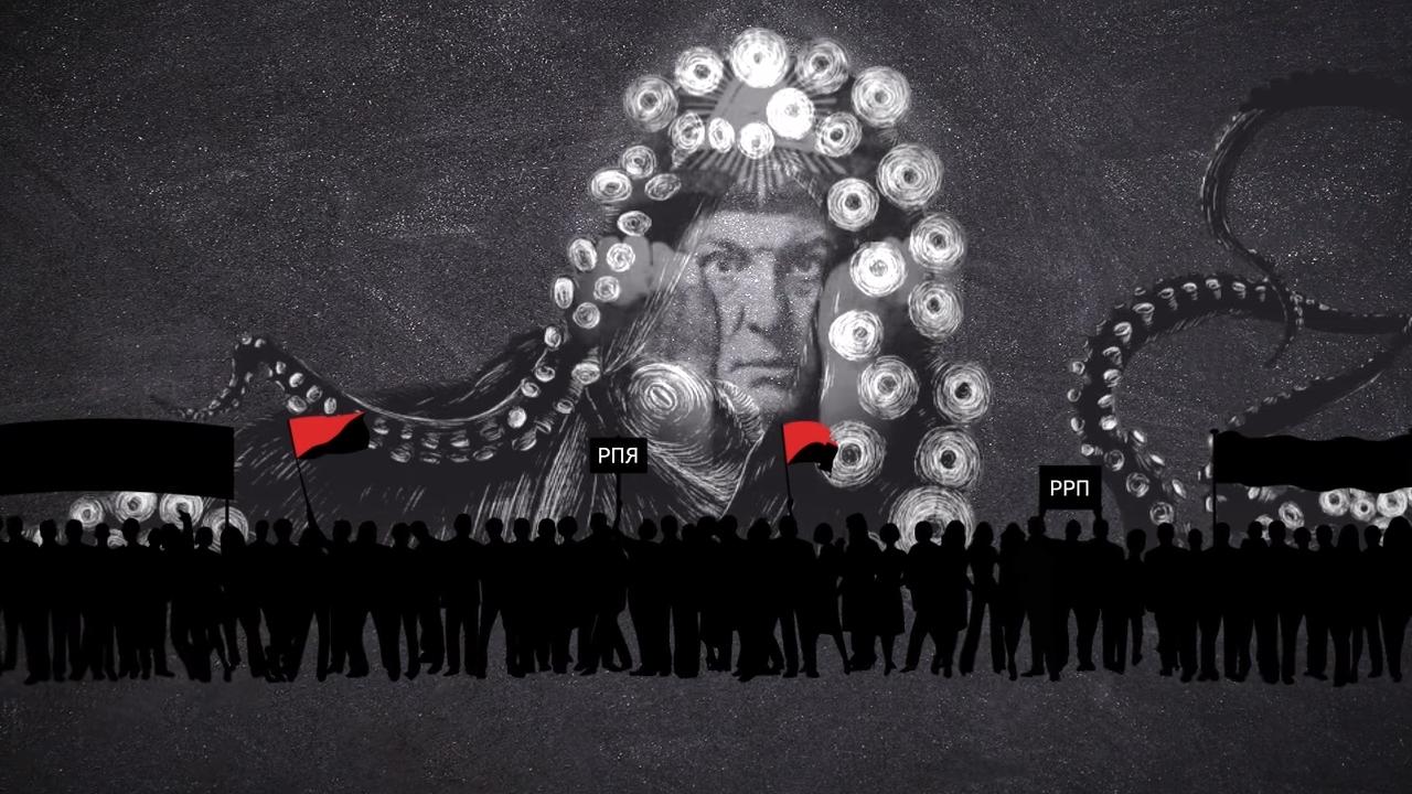 27-Как леваки сливают все протесты и почему - Кургинян против леваков, 9 серия