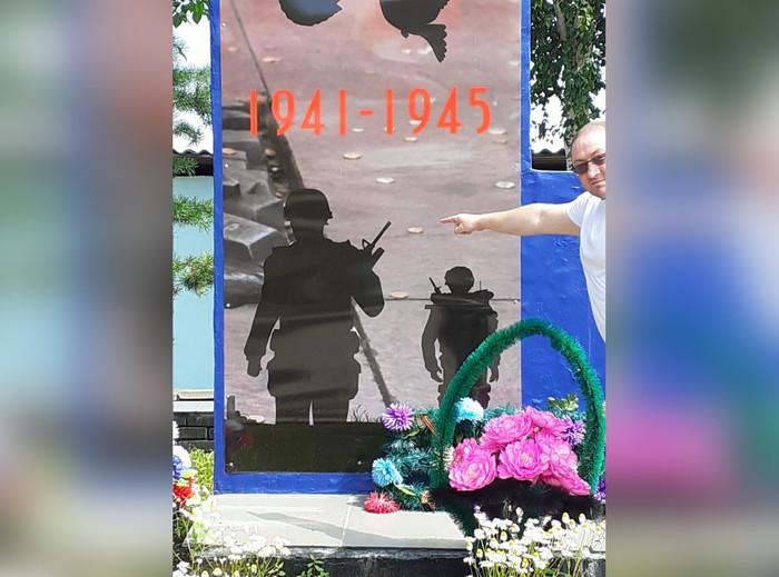 20190813_11-52-В амурском селе на памятнике воинам, погибшим в Отечественной войне, изобразили солдат НАТО-pic2