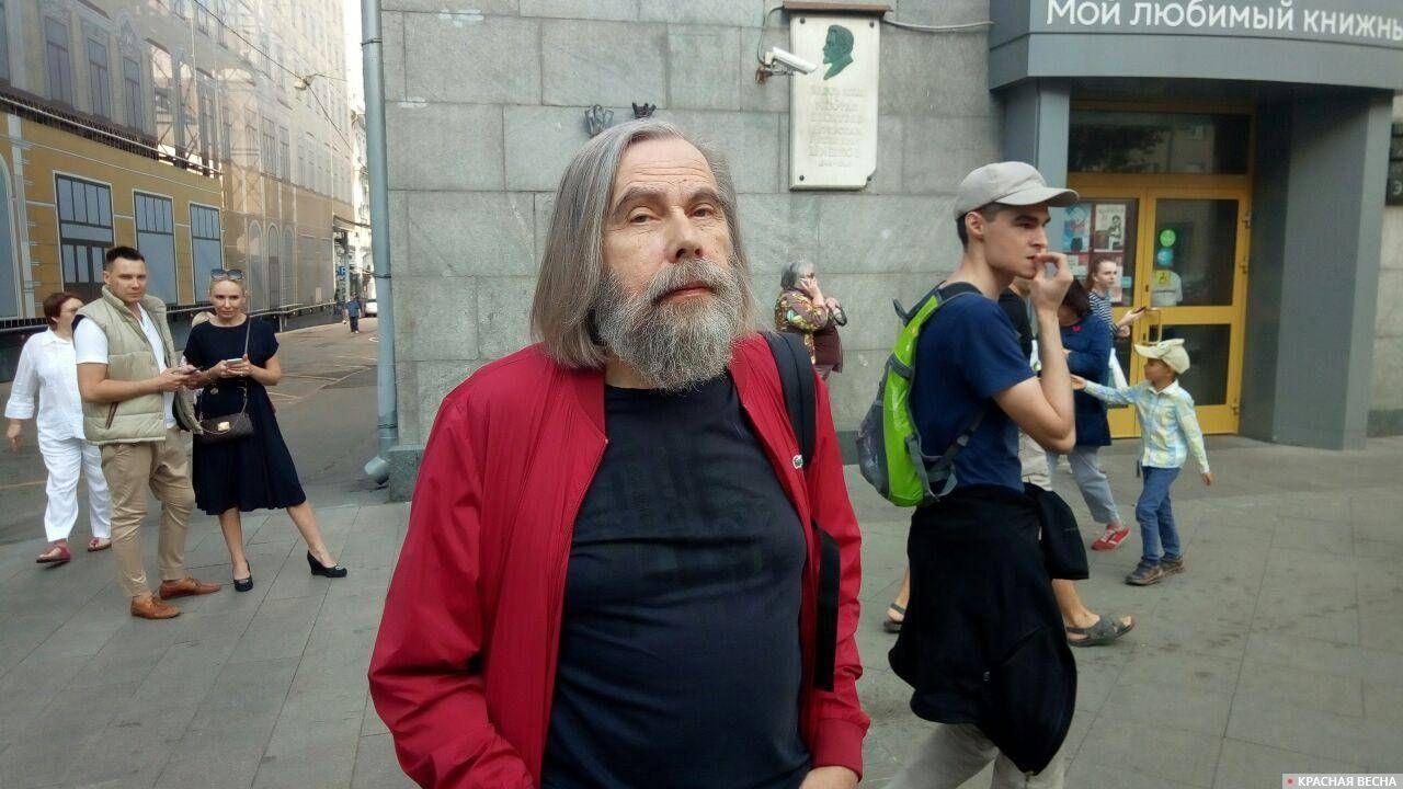 Михаил Погребинский- «Это ваше дело»