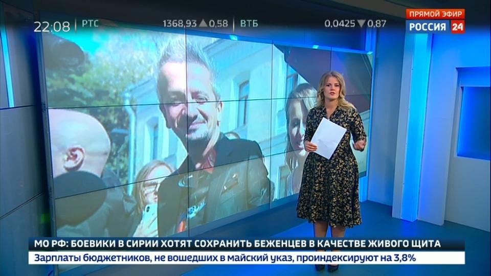 12-Вести.Ru- Собчак и Богомолов удивляли и шокировали- свадебный катафалк, подружка в шарах и любовь до гроба