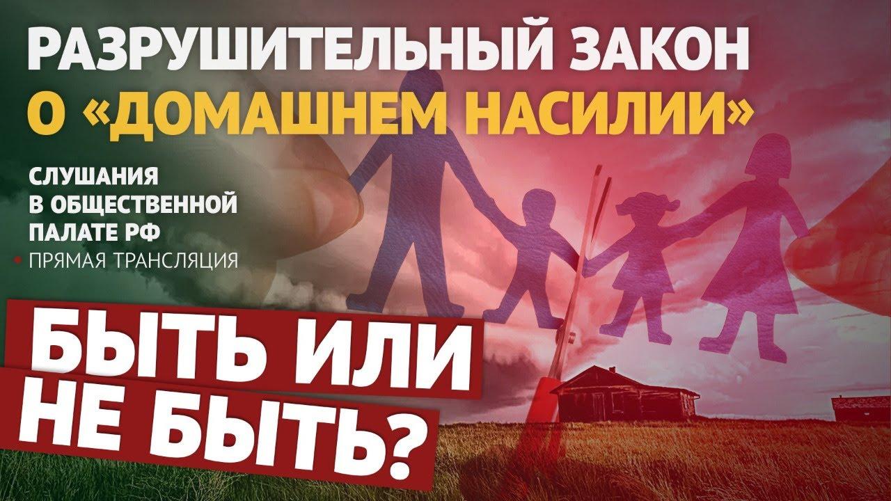 20191030-Быть ли закону о «домашнем насилии» в РФ Решается судьба каждой семьи! Слушания в ОП РФ 30.10 в 11-pic2