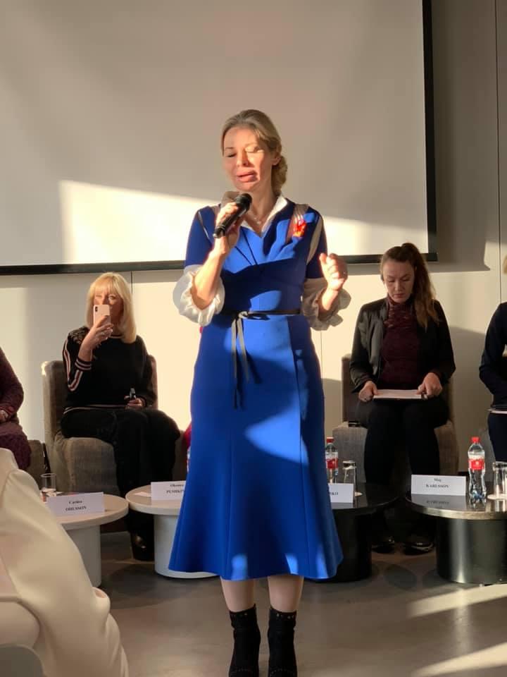 20191122-Утренняя дискуссия между парламентариями и экспертами из России и Швеции по вопросам гендерного равенства и насилия против женщин-pic2