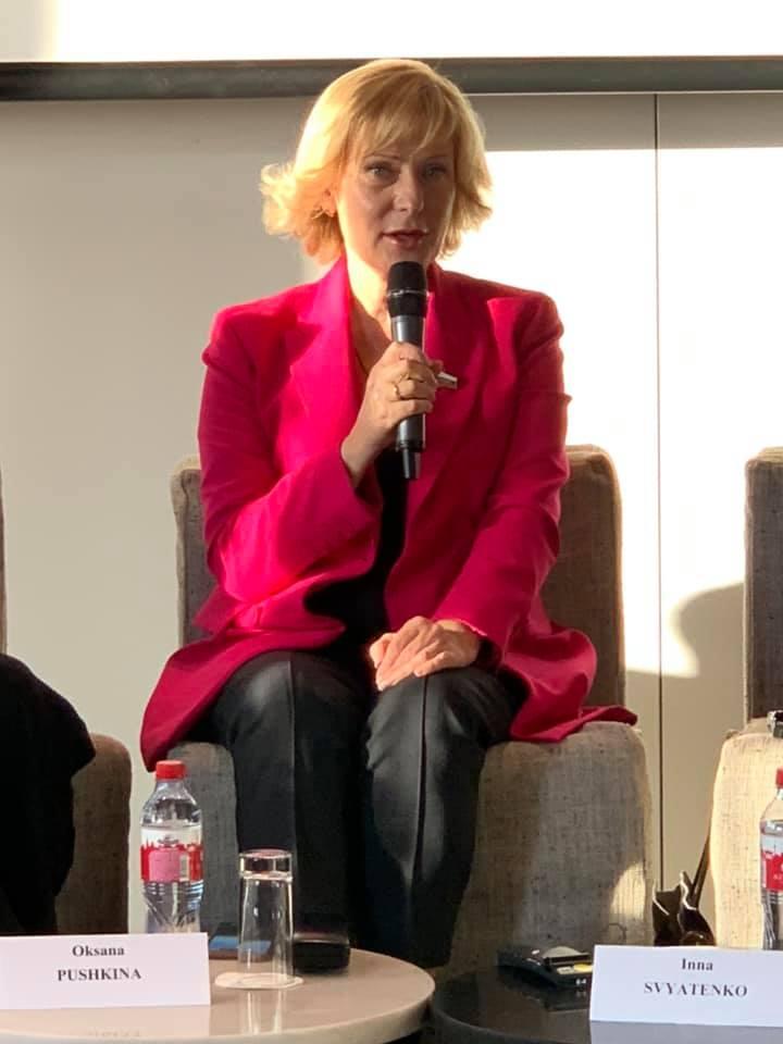 20191122-Утренняя дискуссия между парламентариями и экспертами из России и Швеции по вопросам гендерного равенства и насилия против женщин-pic5
