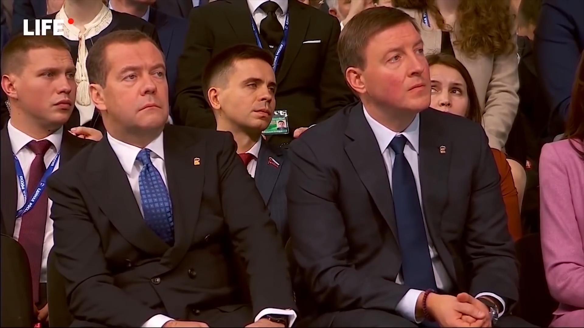 04-Популисты, патриоты и предатели. Все о съезде «Единой России»