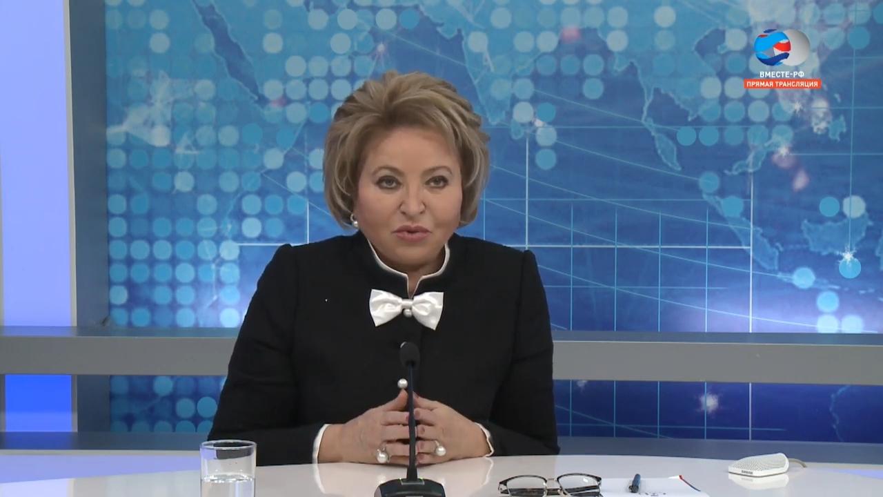 20191224-Встреча Председателя СФ В. Матвиенко с парламентскими корреспондентами-pic1
