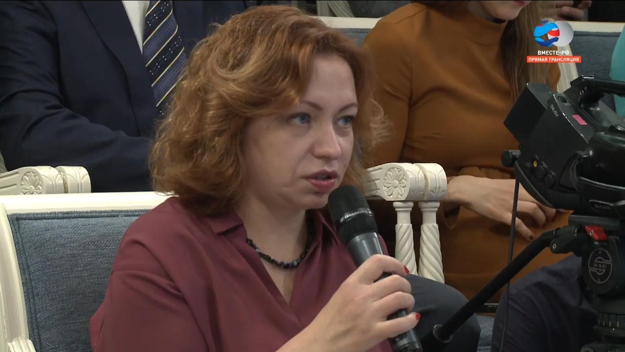 20191224-Встреча Председателя СФ В. Матвиенко с парламентскими корреспондентами-pic2