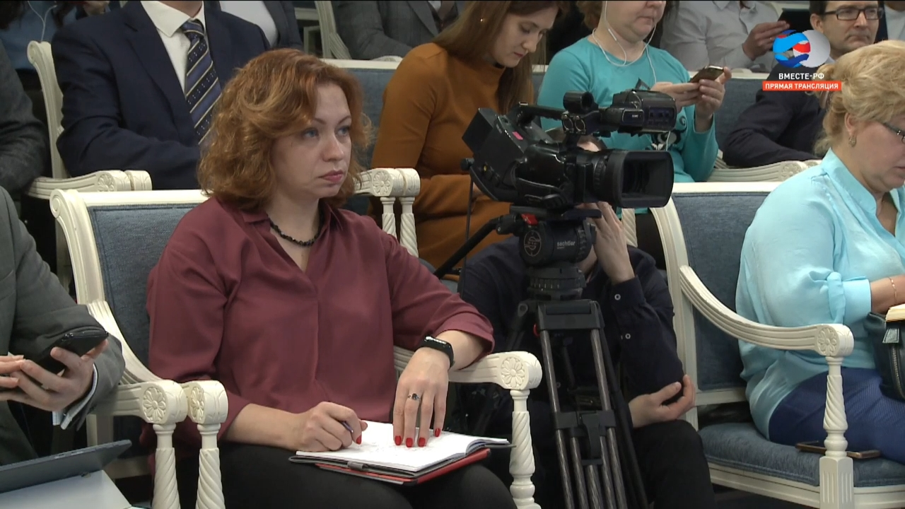 20191224-Встреча Председателя СФ В. Матвиенко с парламентскими корреспондентами-pic4