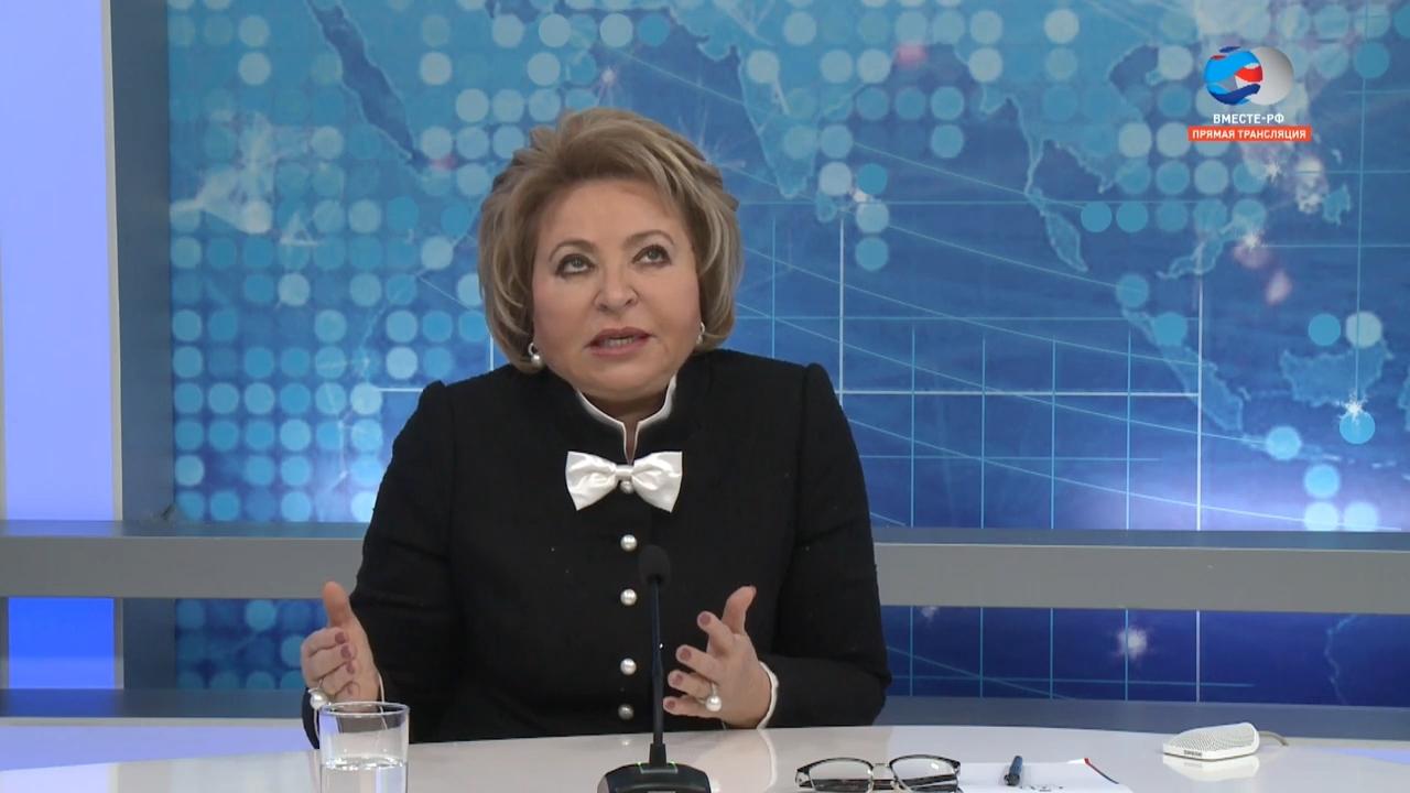20191224-Встреча Председателя СФ В. Матвиенко с парламентскими корреспондентами-pic6