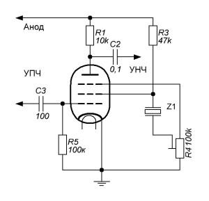 ЧМ детектор 3