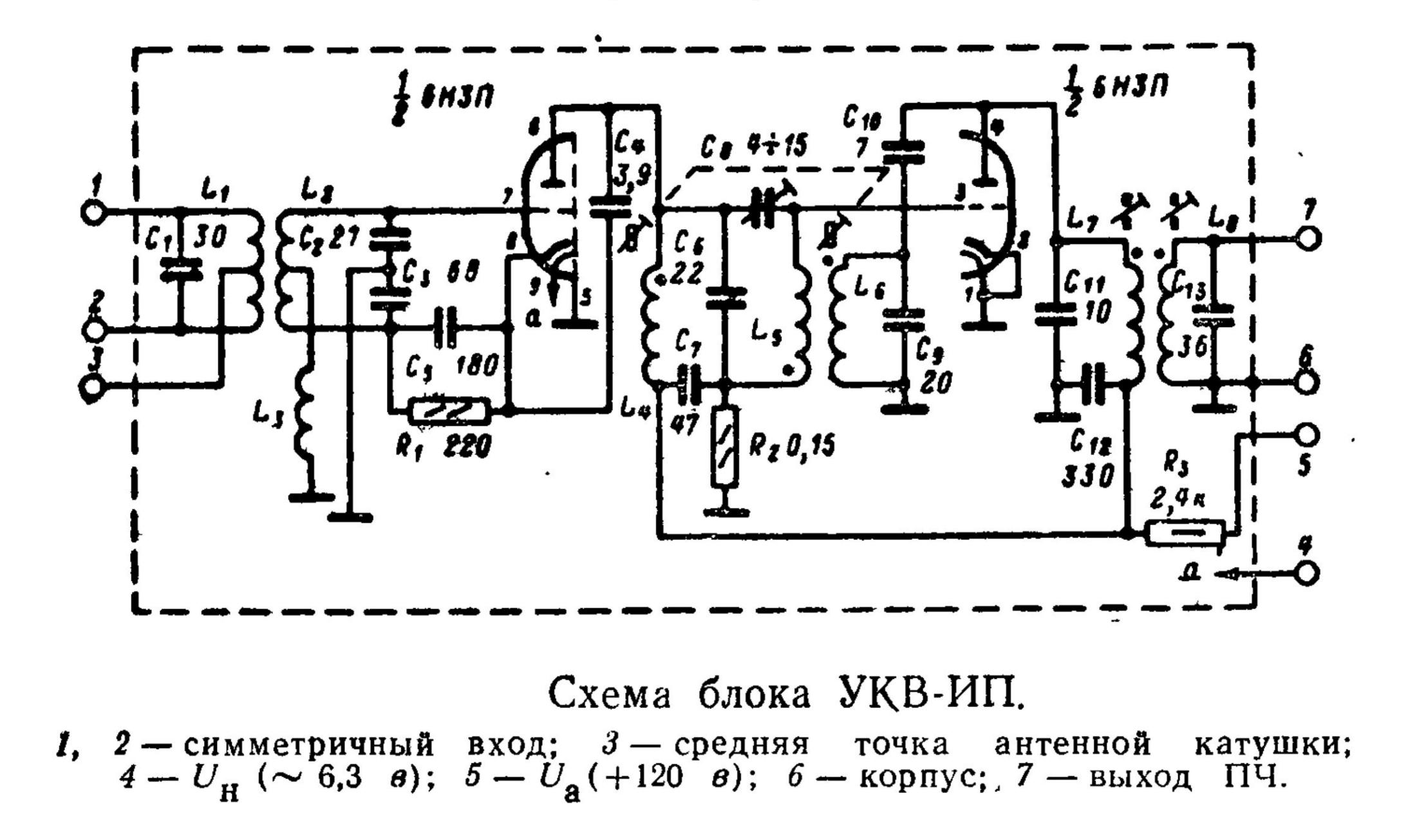 Ламповые радиоприемники, схемы и изготовление СВ-ДВ-КВ-УКВ ...