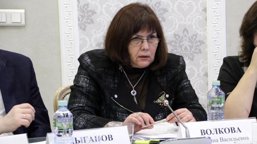Картинки по запросу помощник члена Общественной палаты РФ Альбина Волкова
