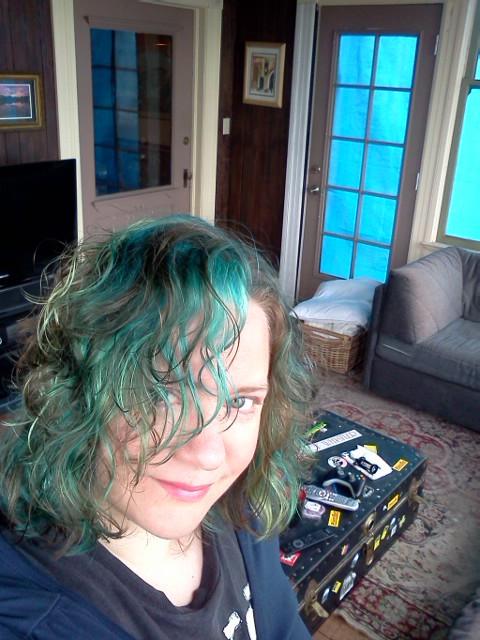 blue hair 1