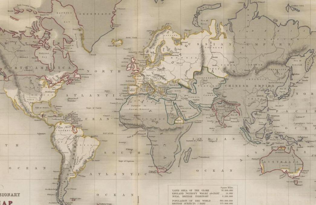 church-map