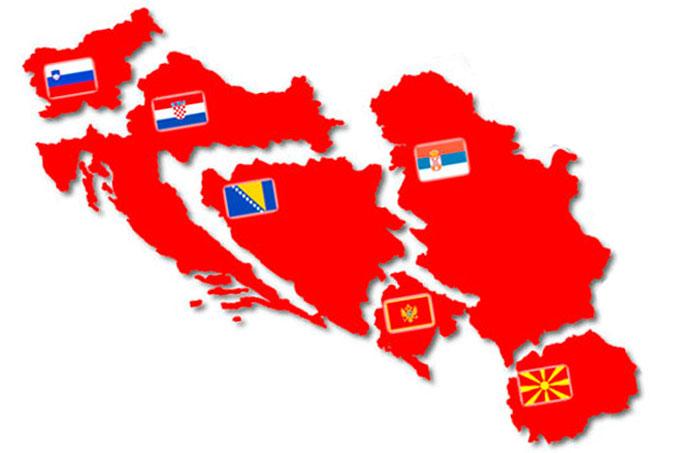 Jugoslavija-raspad