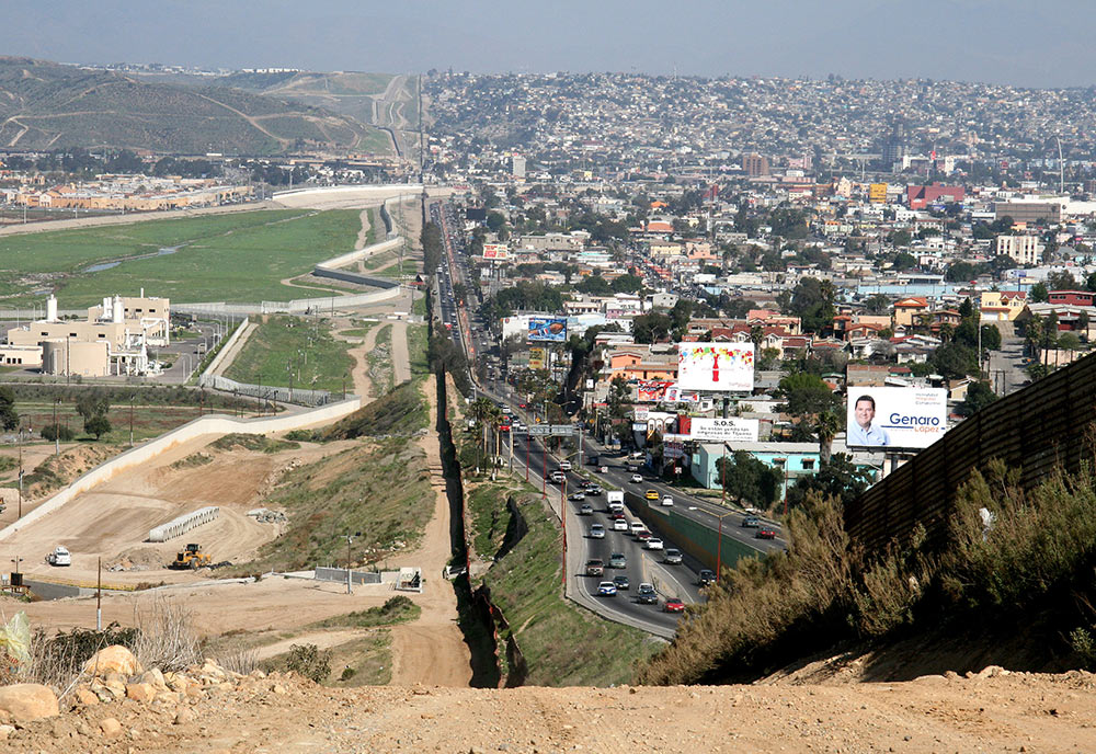 граница сша и мексики фото
