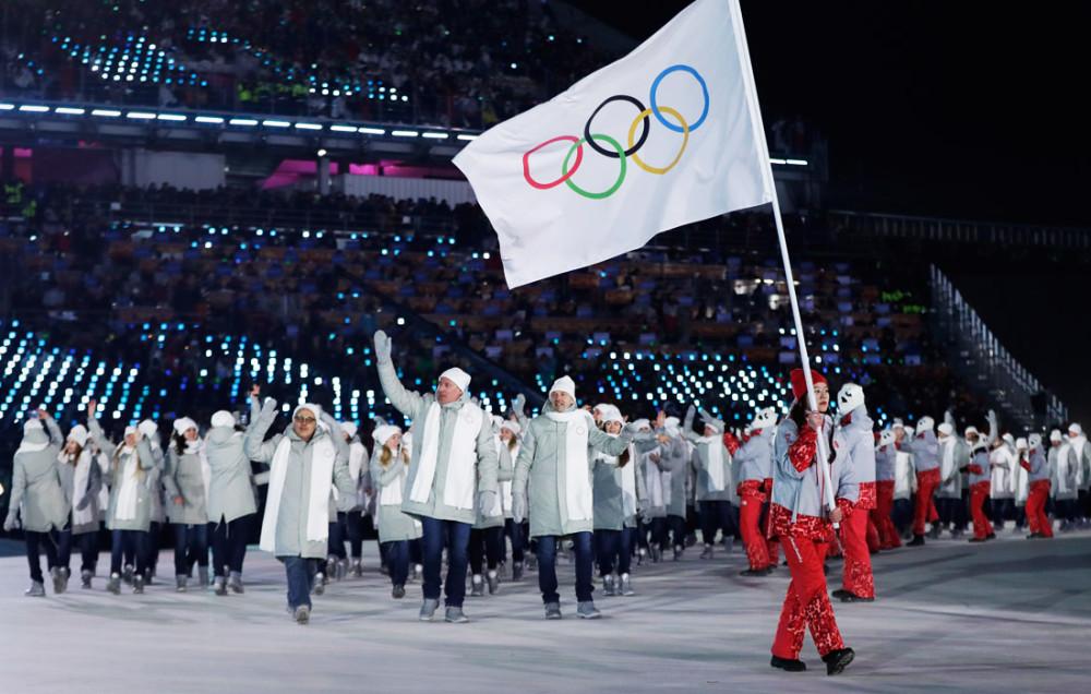 Россия на олимпиаде-2018