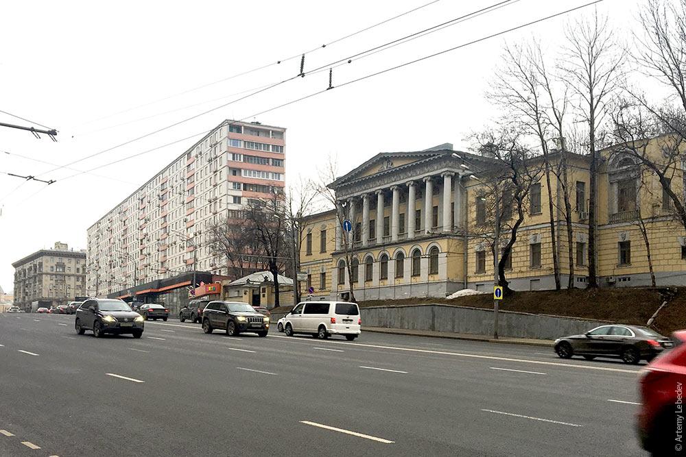Московский стиль