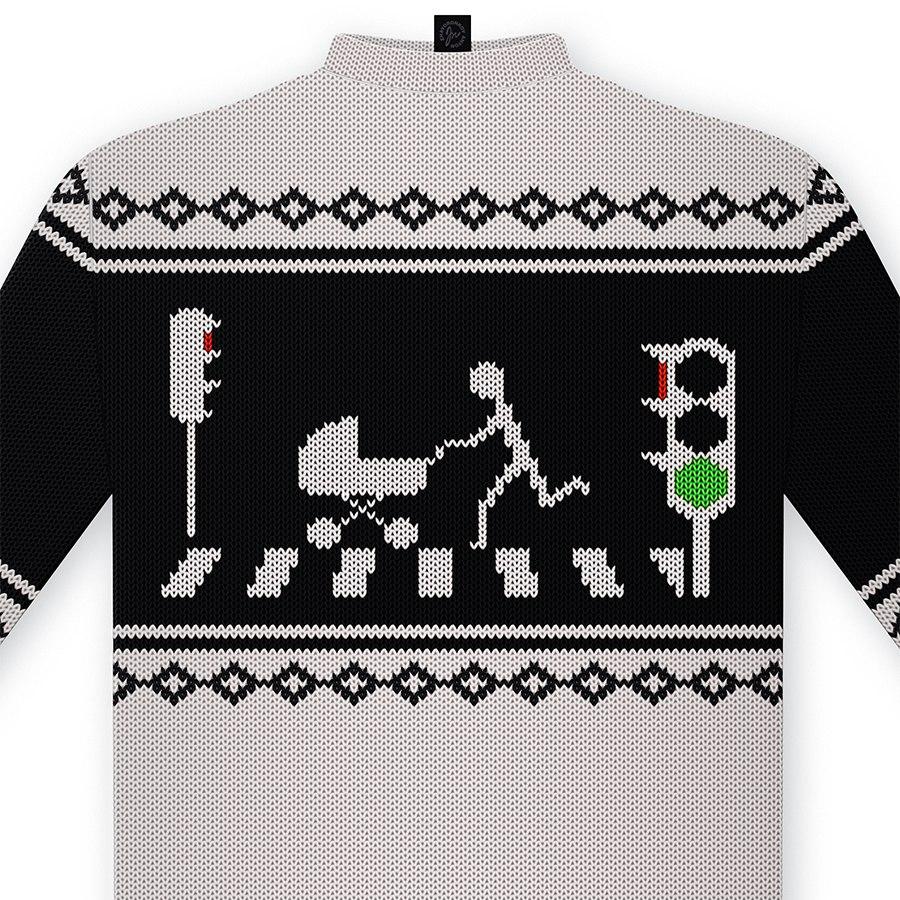 конце свитер с оленями смешные картинки трех