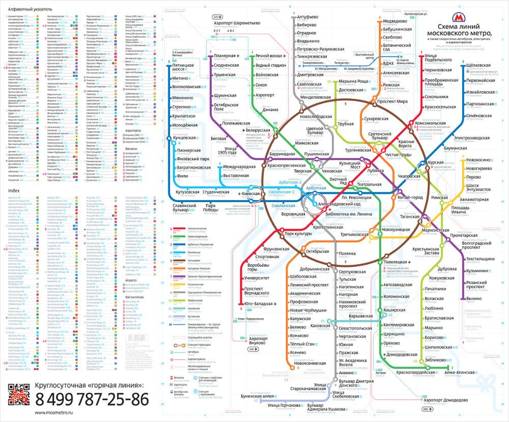 Станция метро юго-западная на схеме