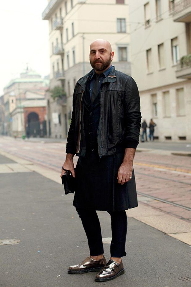 Мужские юбки