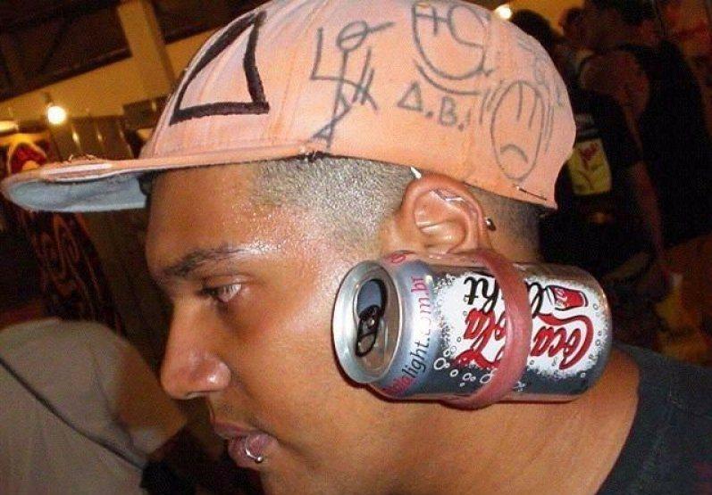 Coke-Ear