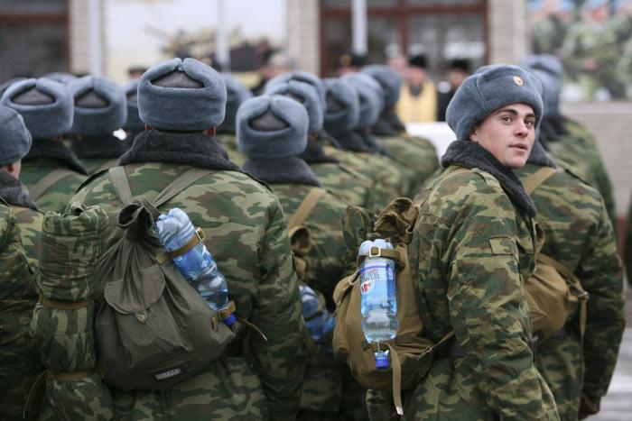 русская армия и шлюхи