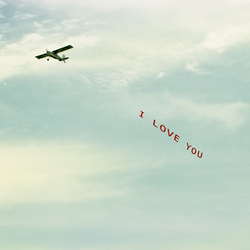 УНасТакогоНет: надписи самолетами