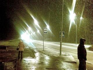 Зима, день второй