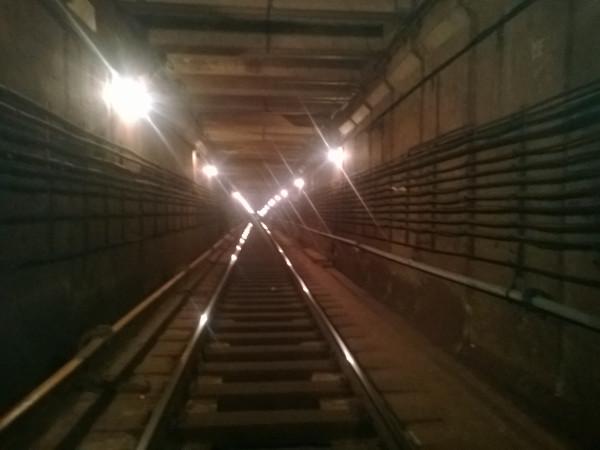 Тоннель со светом в конце