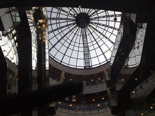 Кольцо купол