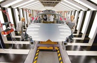 завод Citroen в России